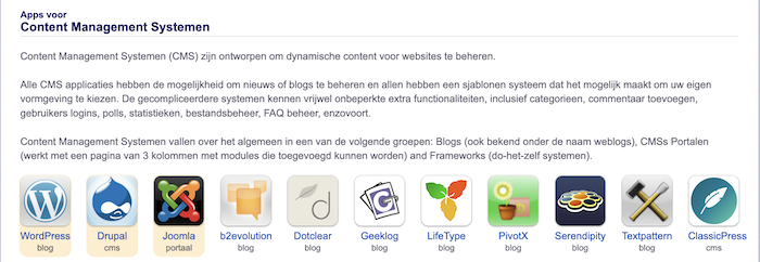 Installatron WordPress