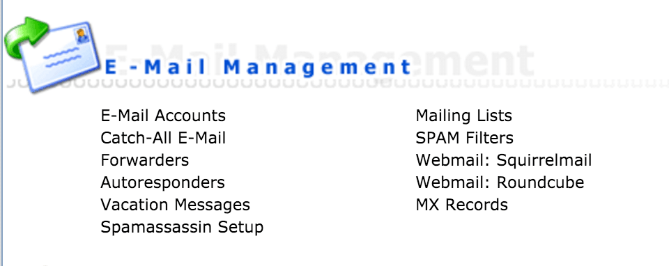 spamfilter instellen DirectAdmin