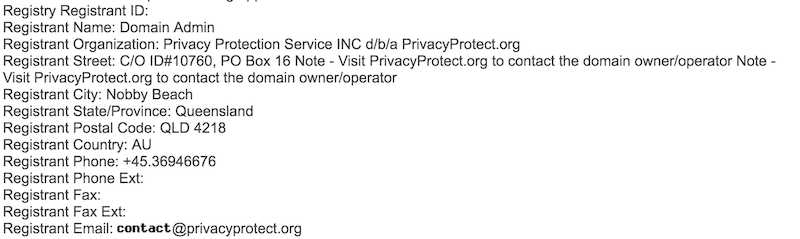 protect id