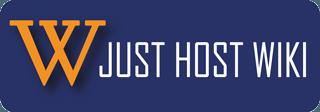 Just Host Wiki