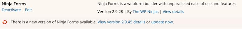 WordPress updaten plugins