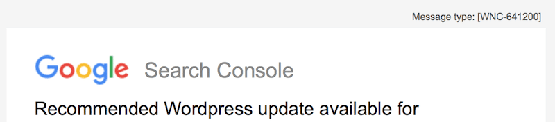 google search console [WNC-641200]