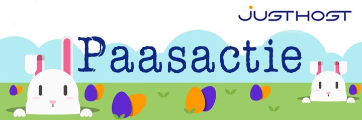 Paasactie 2017 – Win een hostingpakket!
