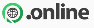.online domeinnaam vastleggen? Direct online! Just Host