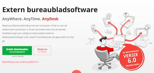 AnyDesk downloaden