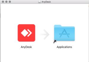 AnyDesk installeren op Mac