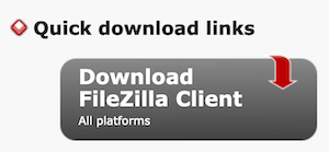 Download FileZilla FTP programma