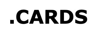 cards domeinnaam claimen
