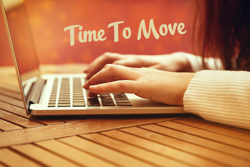 Website of e-mail verhuizen? Regelen wij voor je!